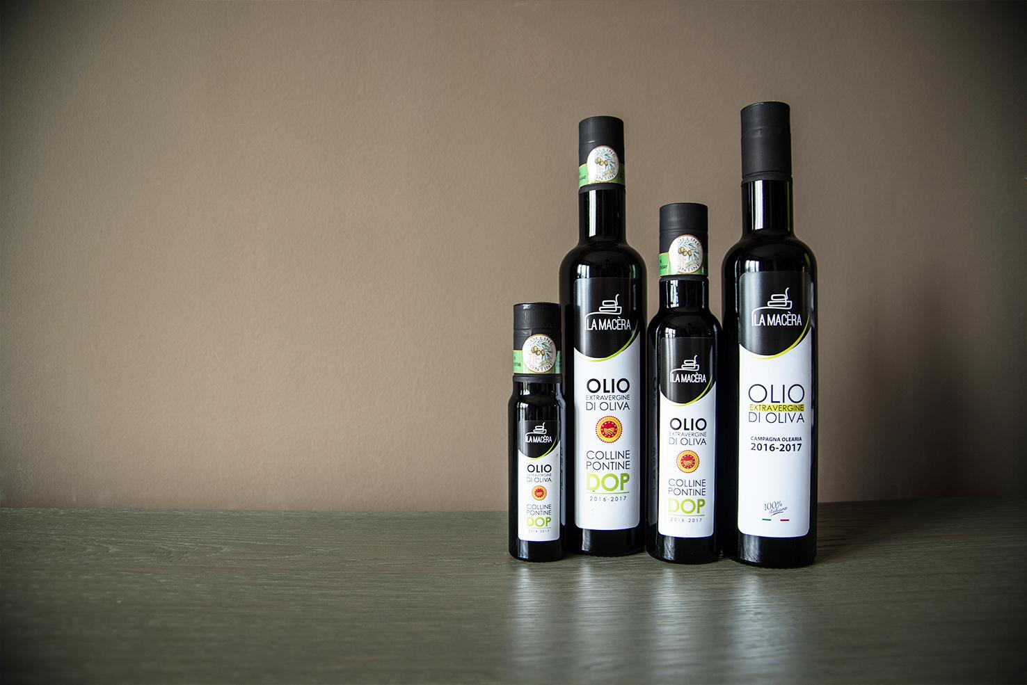 Olio extra vergine di oliva La Macèra